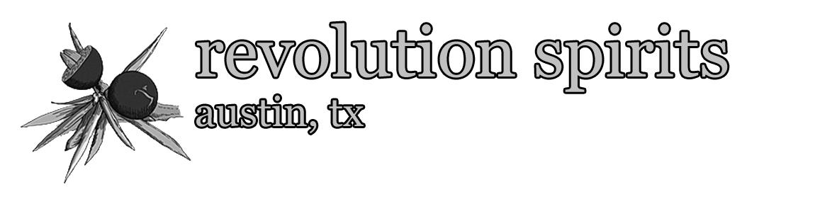 Revolution Spirits Distilling Co.