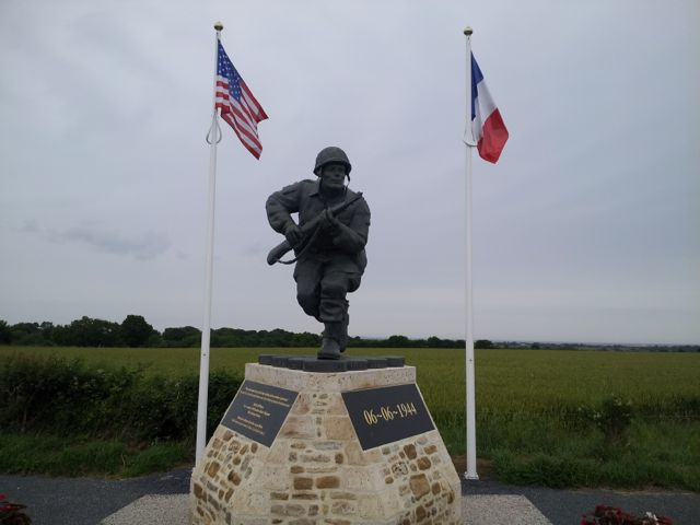 Major Winters Monument